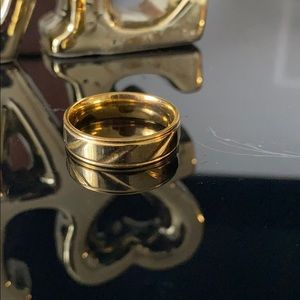 Other - Men stainless steel ring